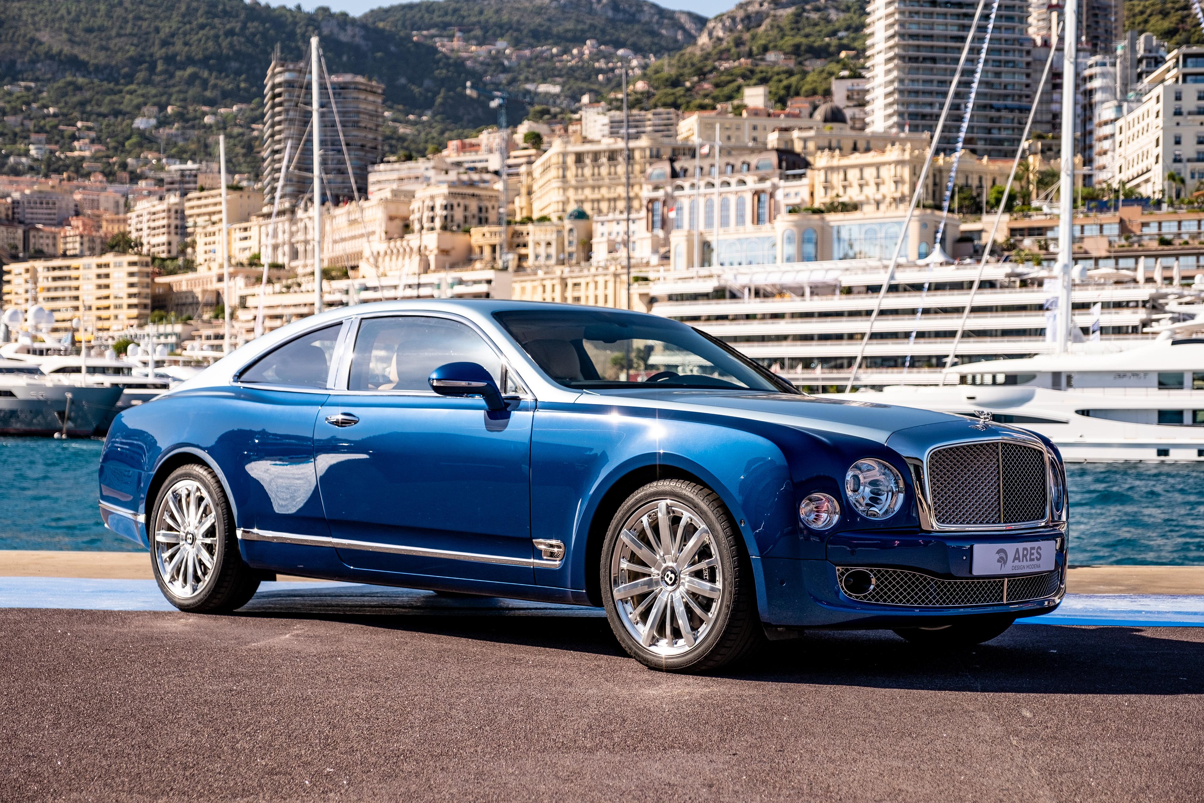 Bentley – Mulsanne Coupé
