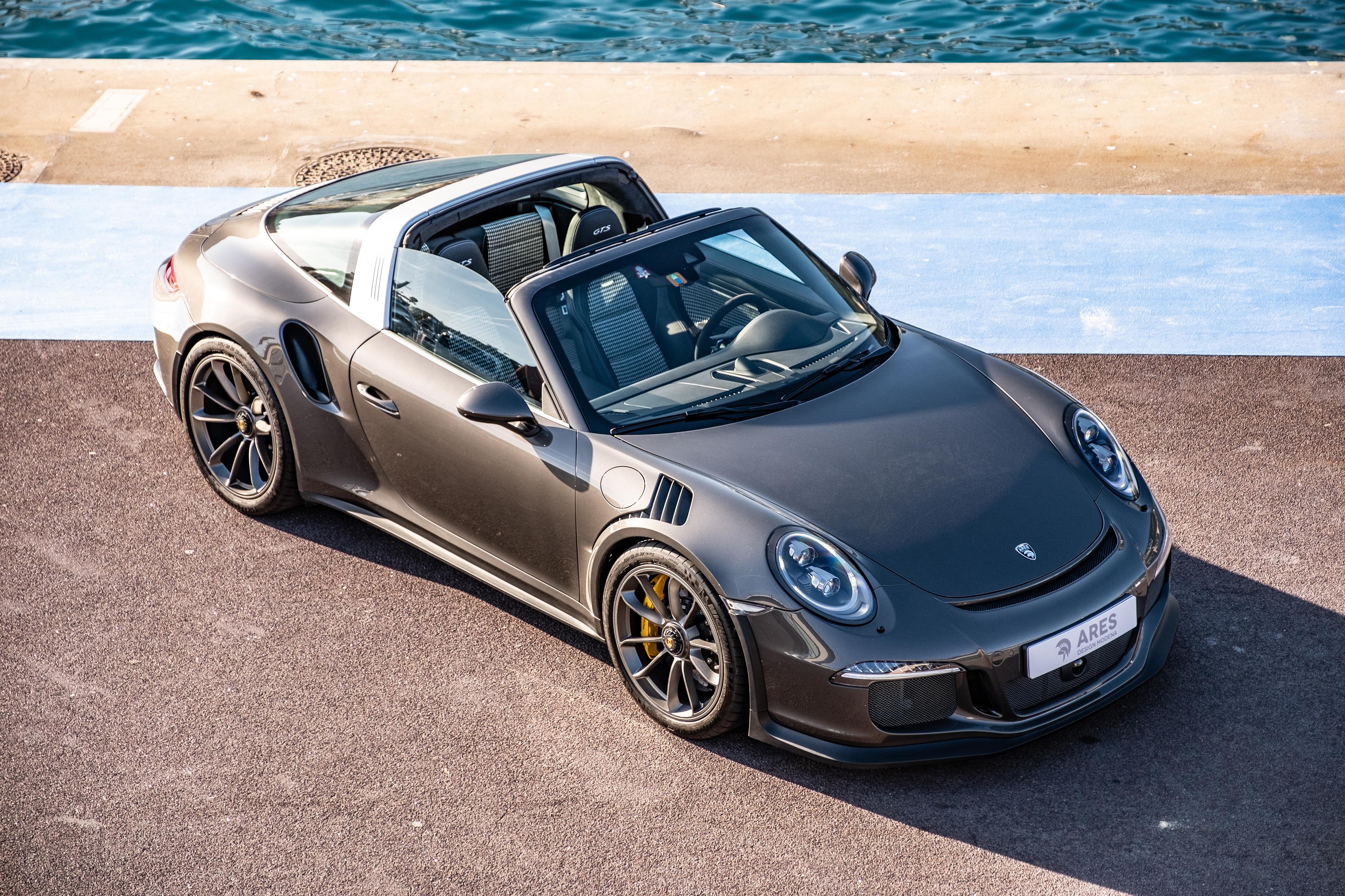 Porsche – GT3 Targa Ares Design