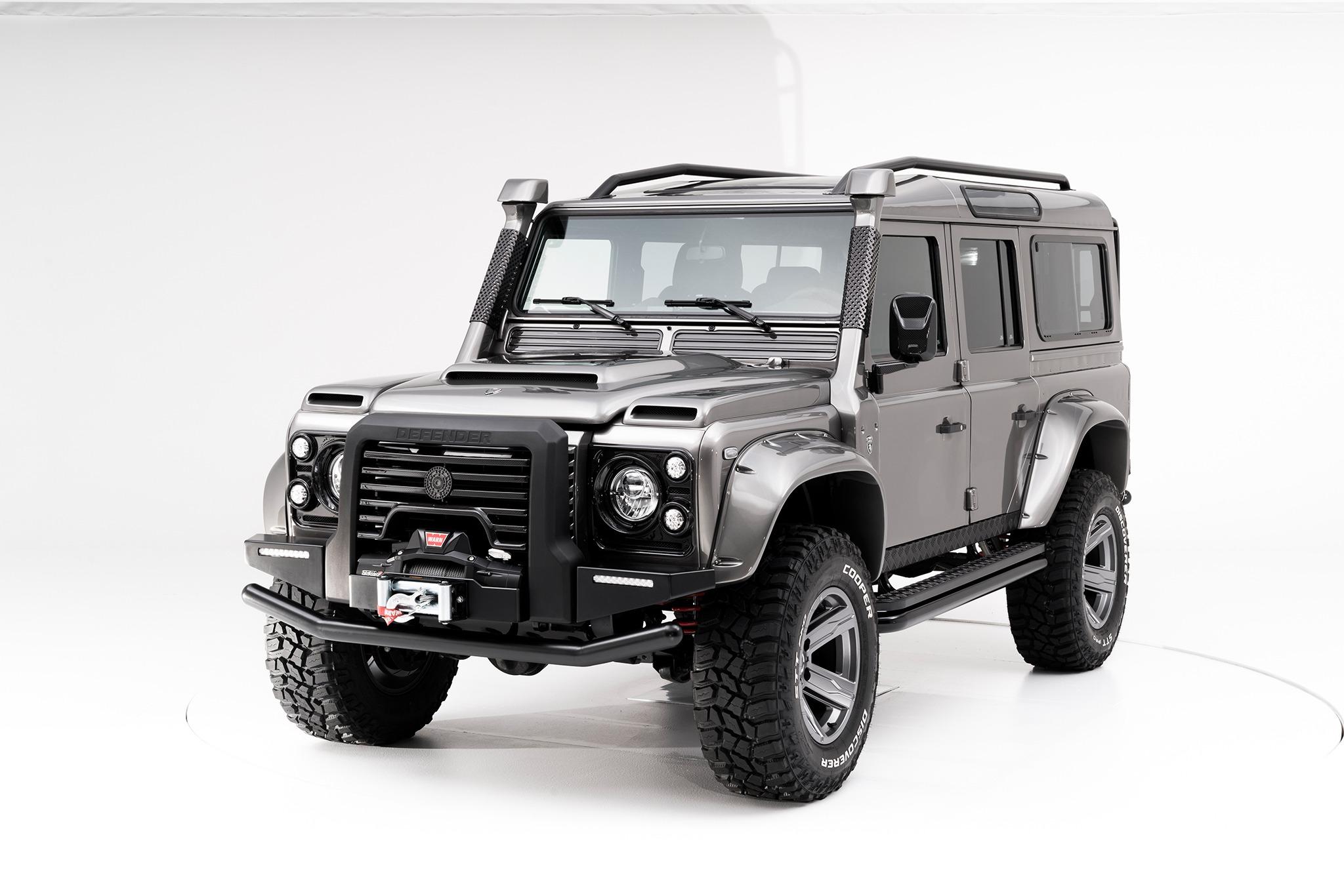 Land Rover – Defender Ares Design
