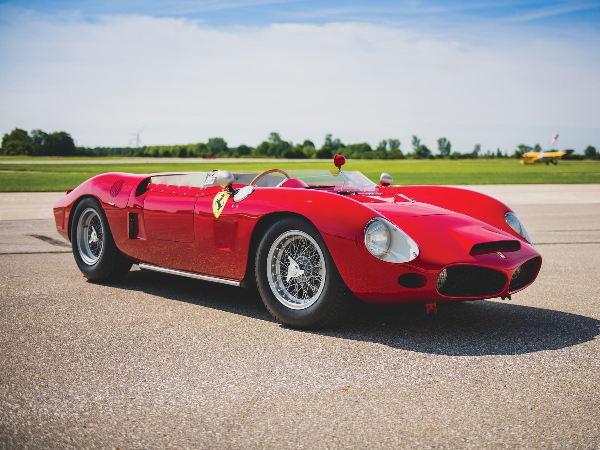 Ferrari – 196 SP