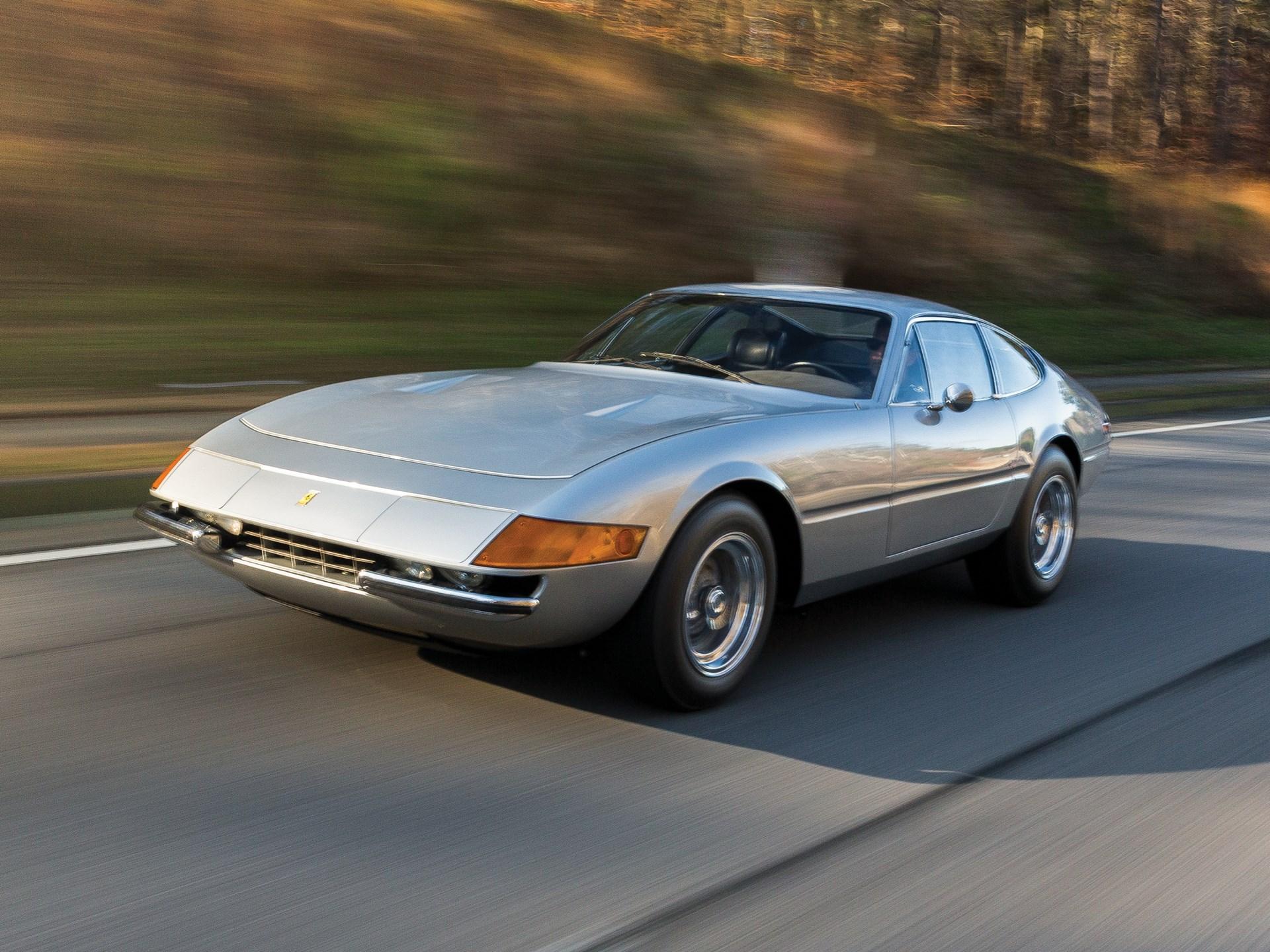 Ferrari – 365 GTB/4 Daytona