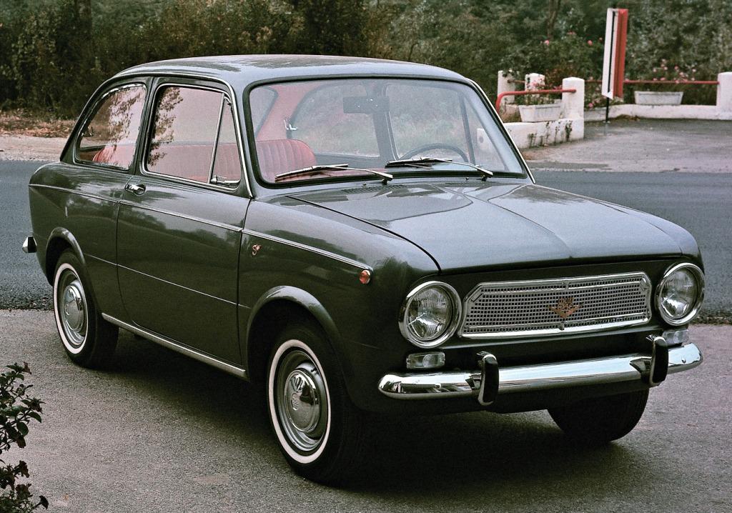 Fiat – 850 Scioneri