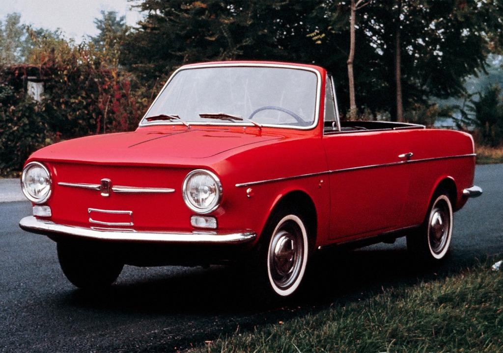Fiat – 850 Spider Scioneri