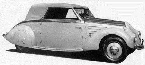 Fiat – 1500 Cabriolet Casaro