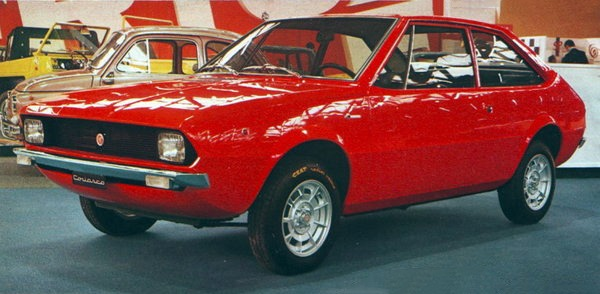 Fiat – 127 Coupé Coriasco