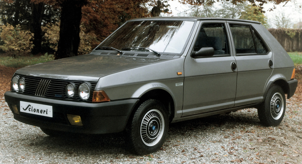 Fiat – Ritmo Scioneri
