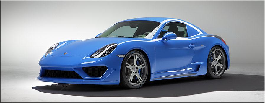 Porsche – Moncenisio