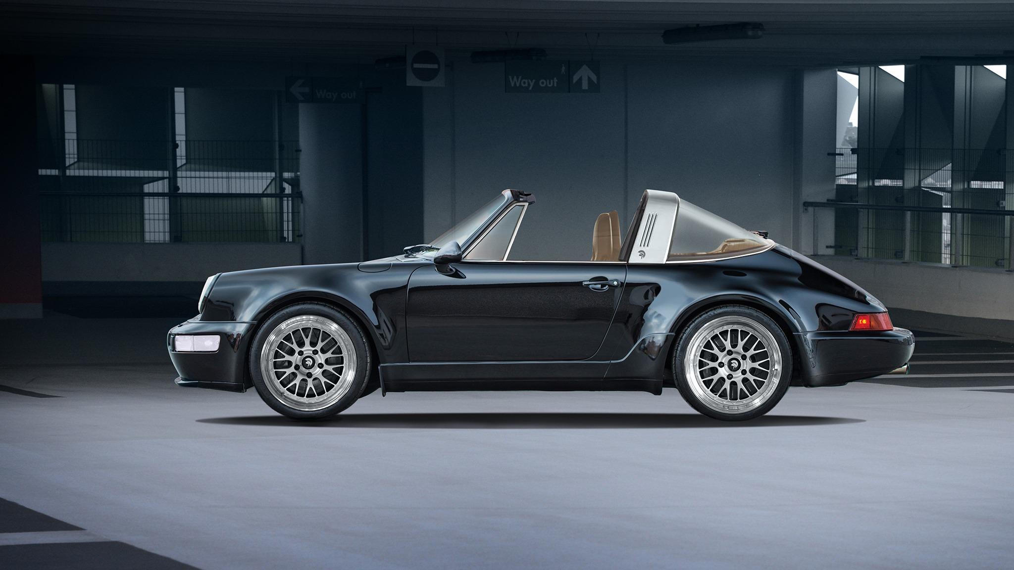 Porsche – 964 Targa Ares Design