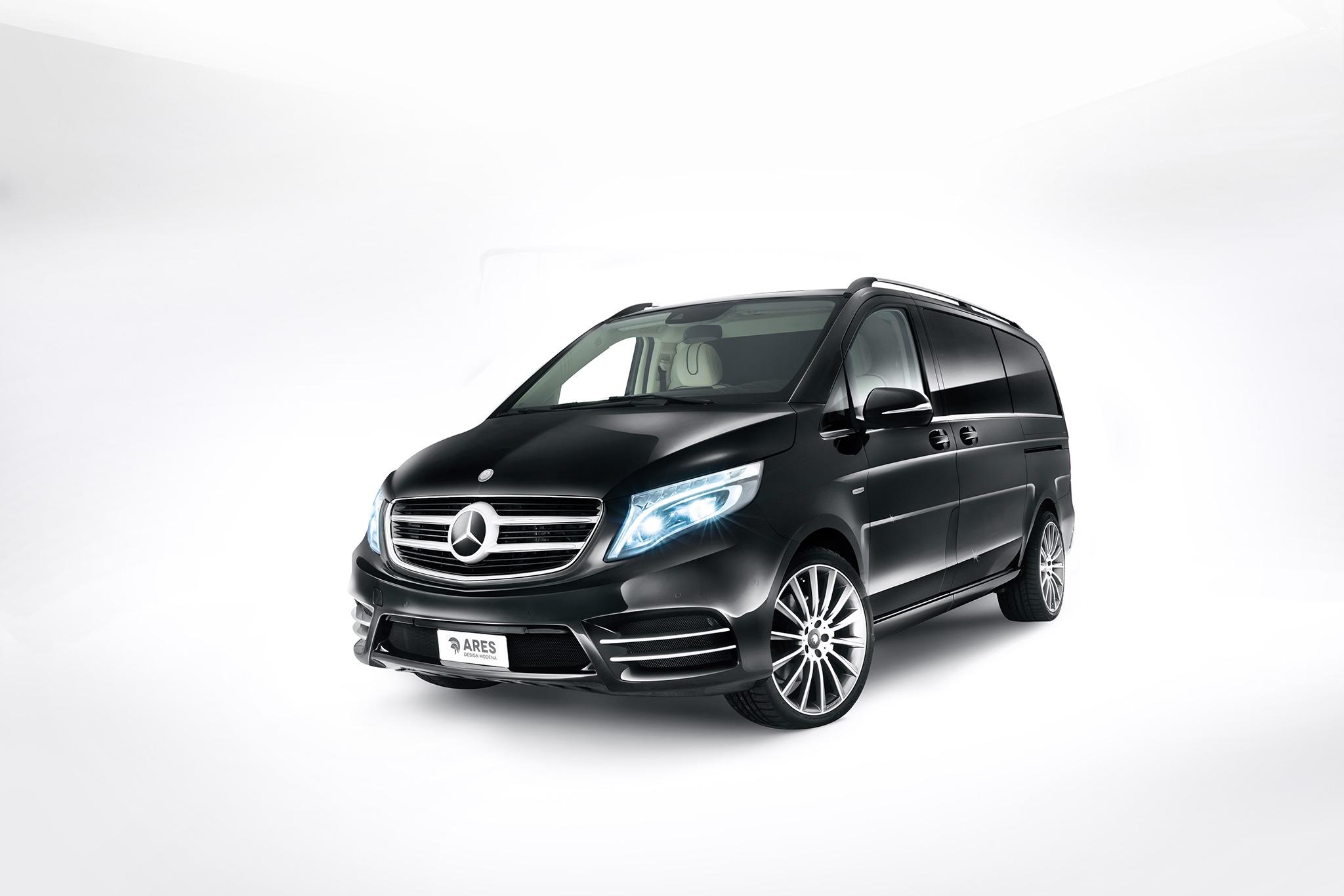 Mercedes-Benz – V-Class Ares Design