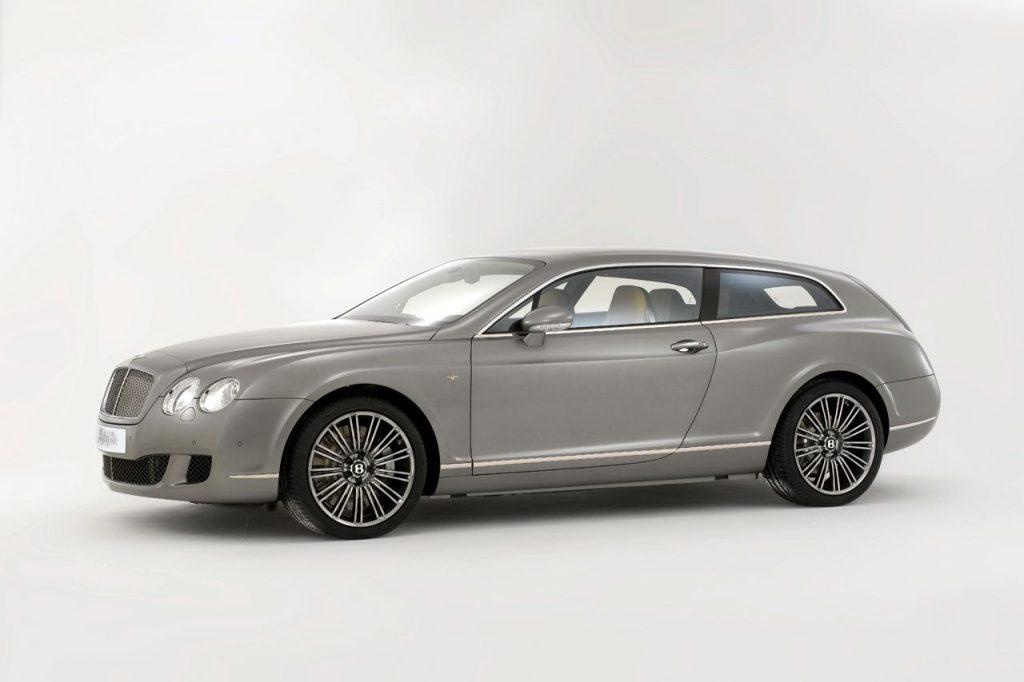 Bentley – Continental Flying Star