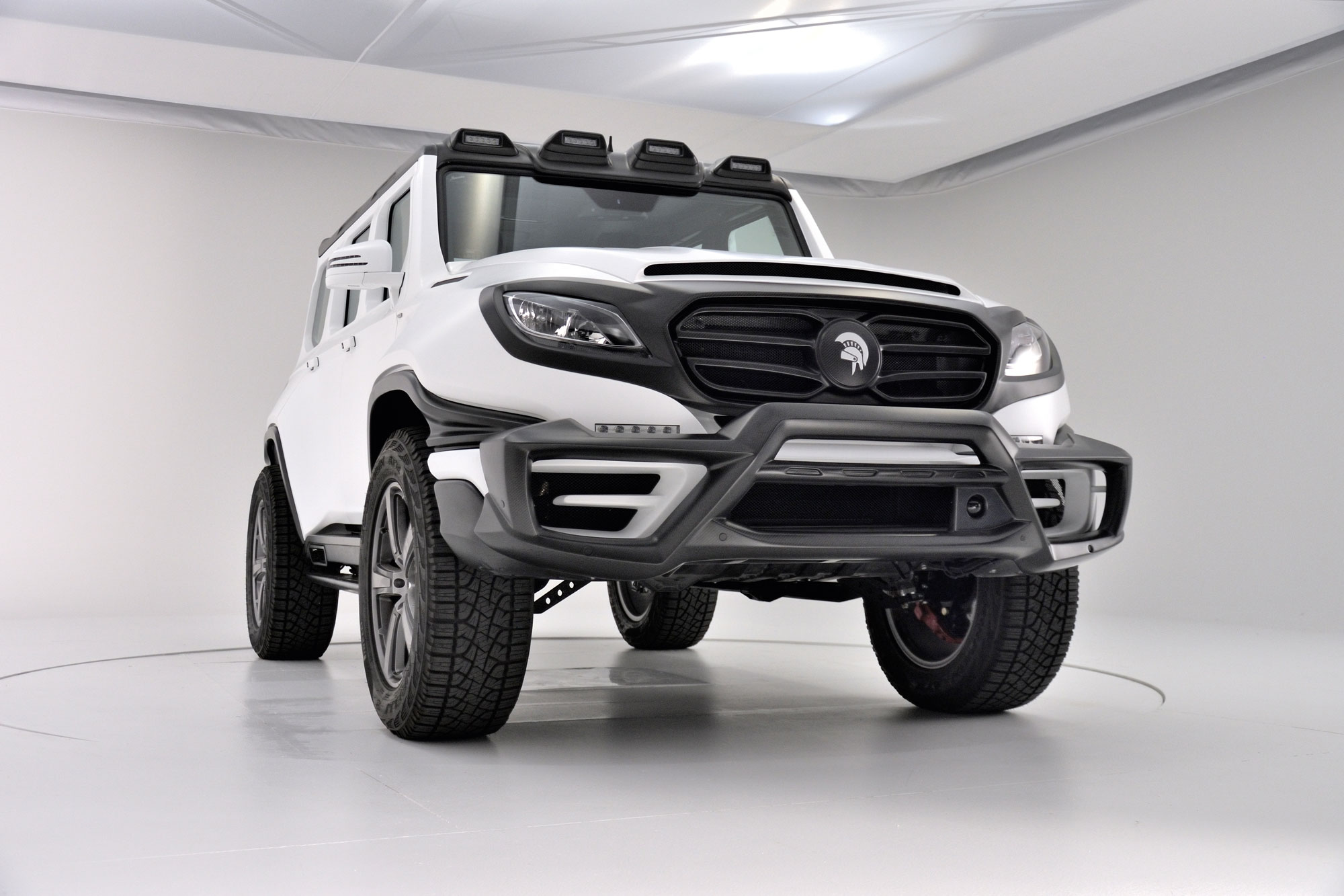 Mercedes-Benz – X-Raid