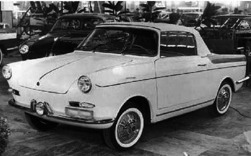 Fiat – 500 Cabriolet Monterosa