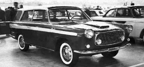 Fiat – 1200 Giardiniera 3 doors
