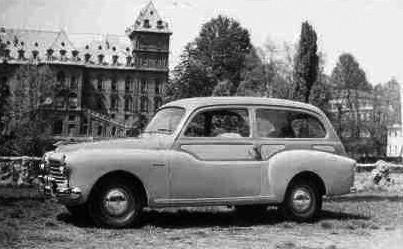 Fiat – 1100 Giardinetta Coriasco