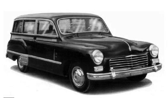 Fiat – 1400 Giardinetta Monterosa