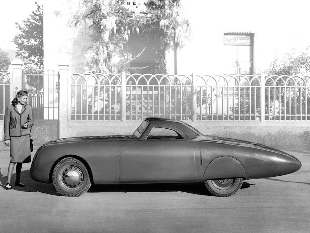 1946 FIAT 1100 COUPE Meteor