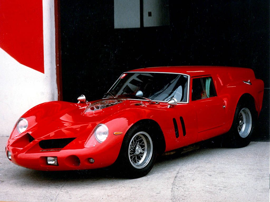 Ferrari – 250 GT SWB Breadvan