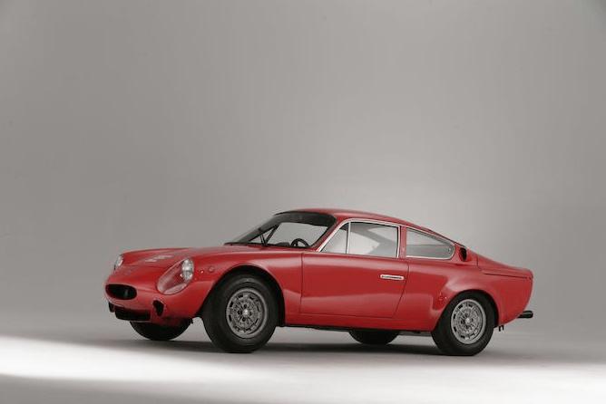 Abarth – Simca 2000 GT Corsa