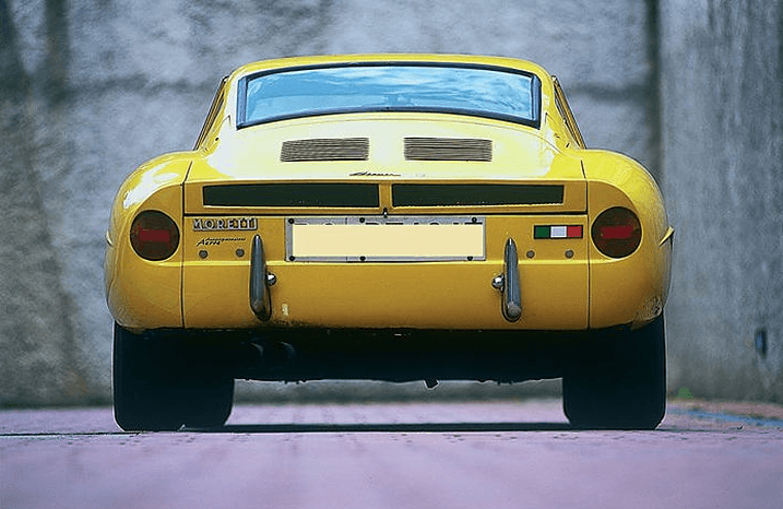Fiat – 850 Coupè full