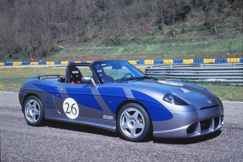 Fiat – Barchetta Trofeo