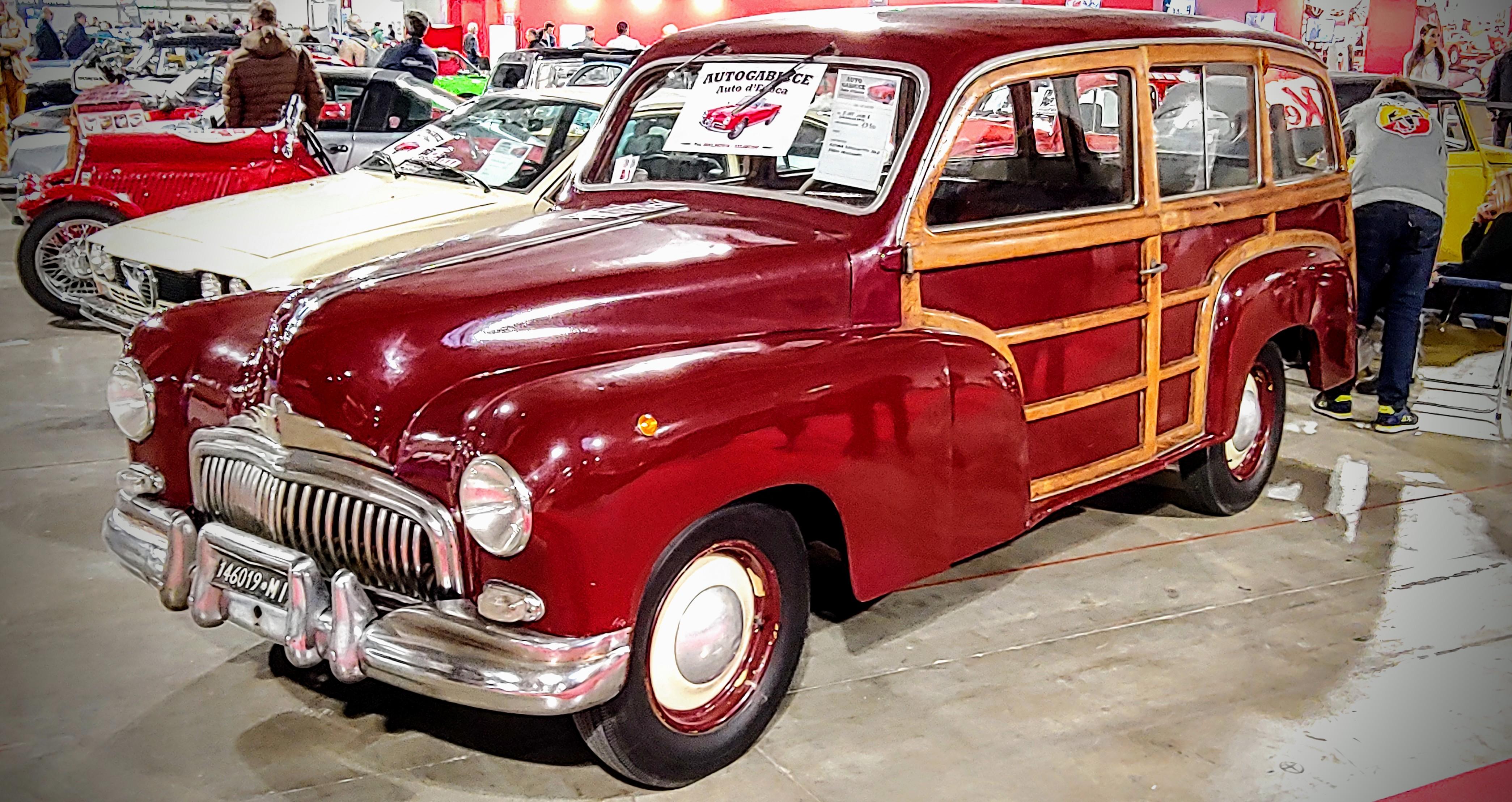 Fiat – 1100 E Giardinetta Monterosa
