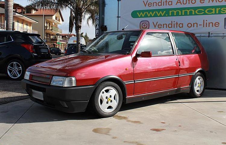 Fiat – Uno Style