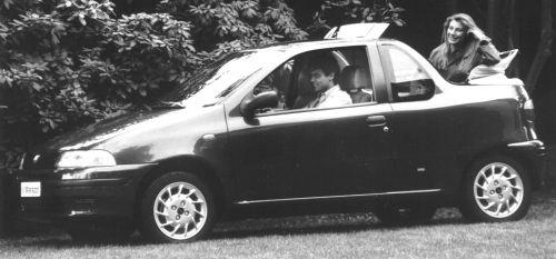 Fiat – Punto Cabrio Wagon