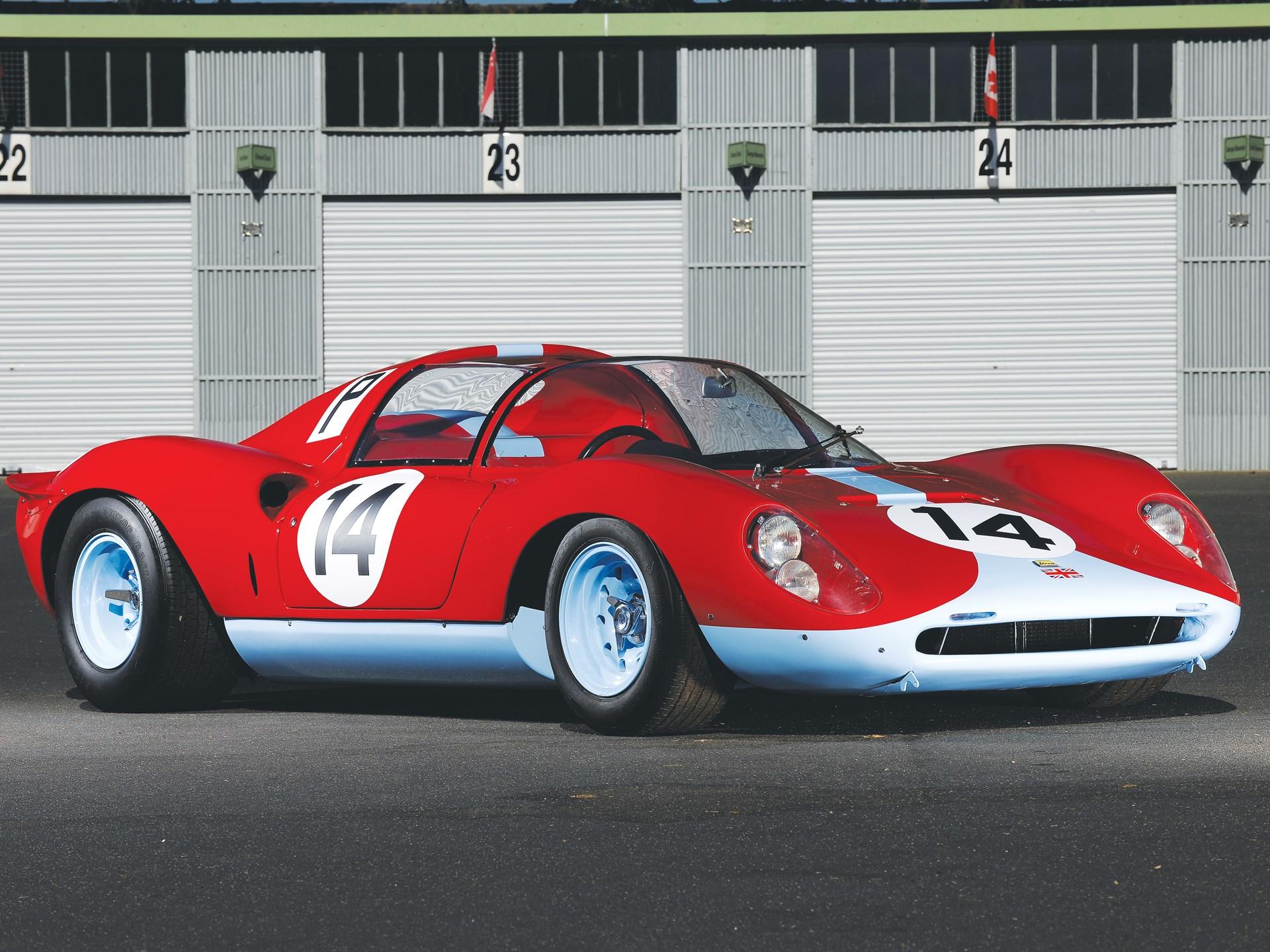 Ferrari – 206 S Dino Spyder