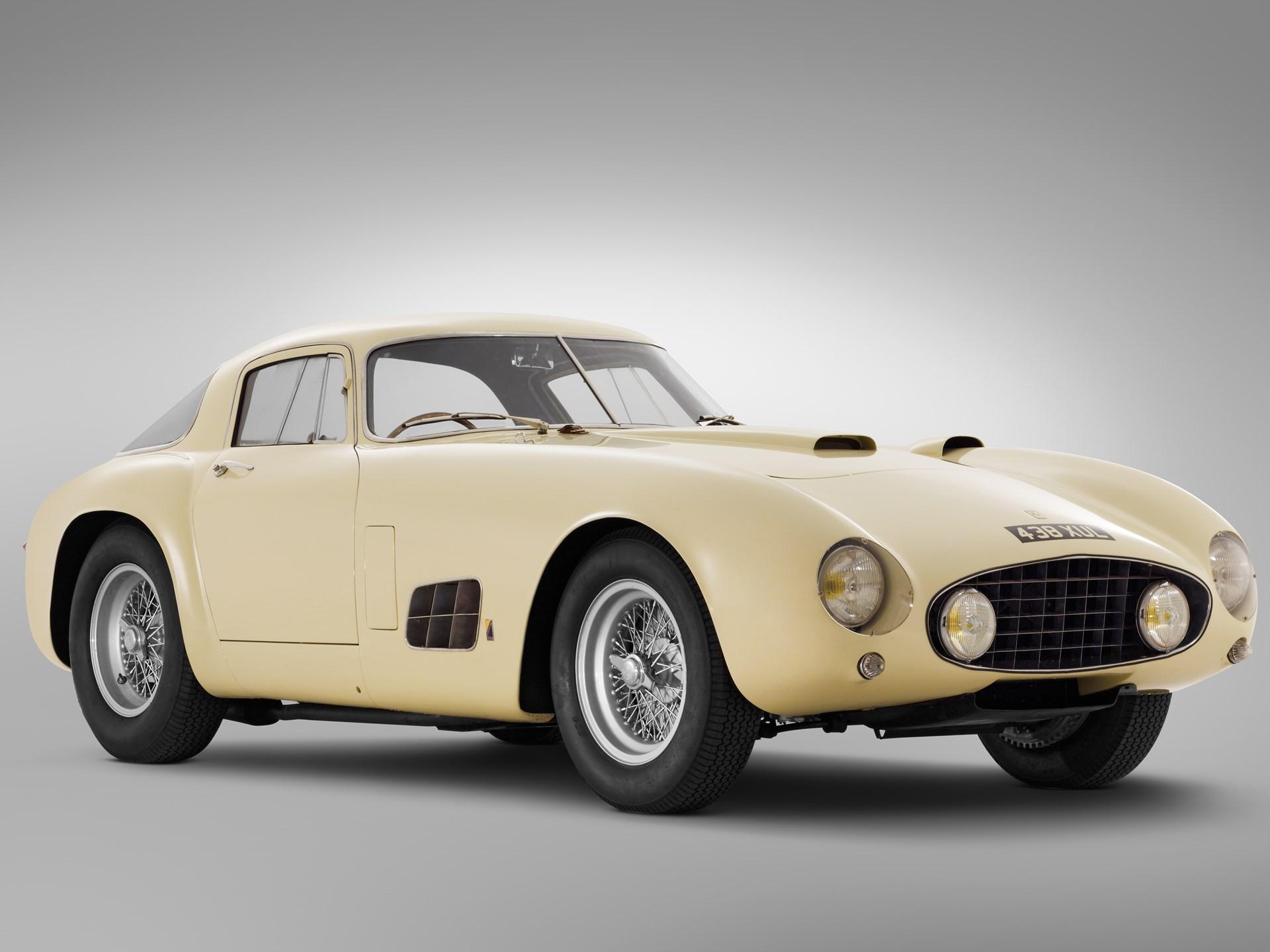 Ferrari – 410 S Berlinetta