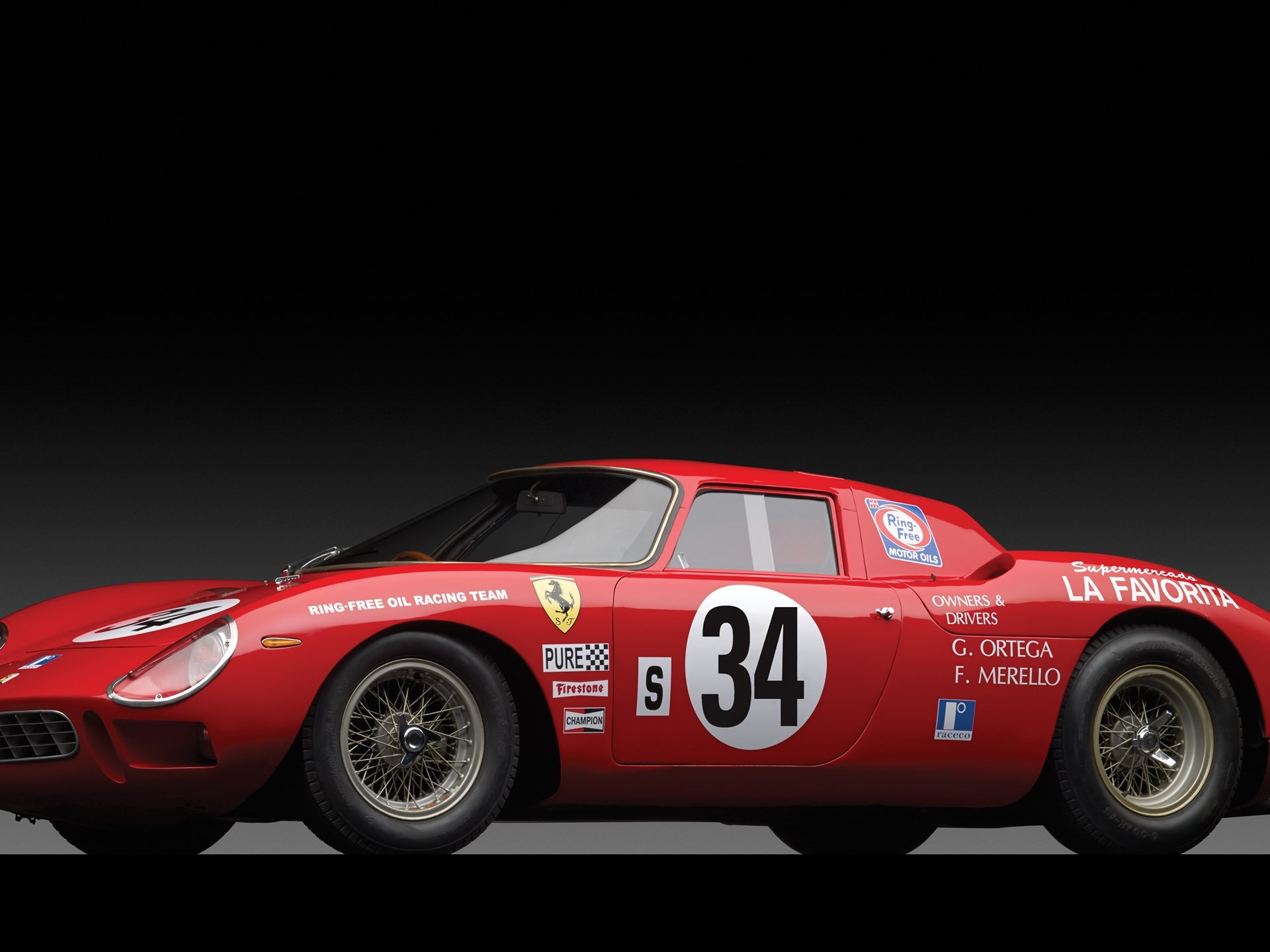 Ferrari – 250 LM