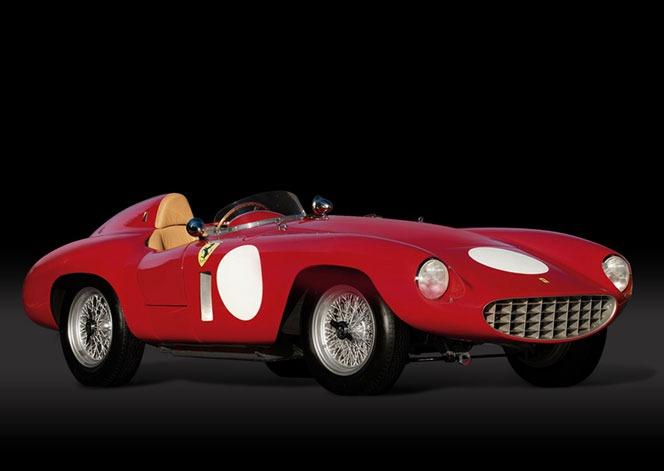 Ferrari – 750 Monza Spider
