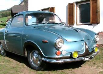 Fiat – 600 Coupé Monterosa