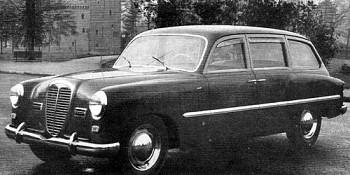 Lancia – Aurelia B51 Giardinetta