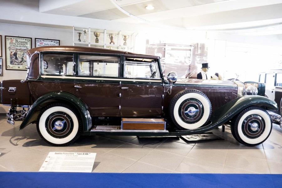 Isotta Fraschini – Tipo 8A S Coupé de Ville
