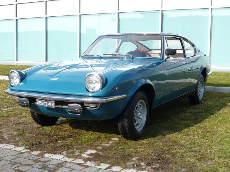 Fiat – 125 Samantha