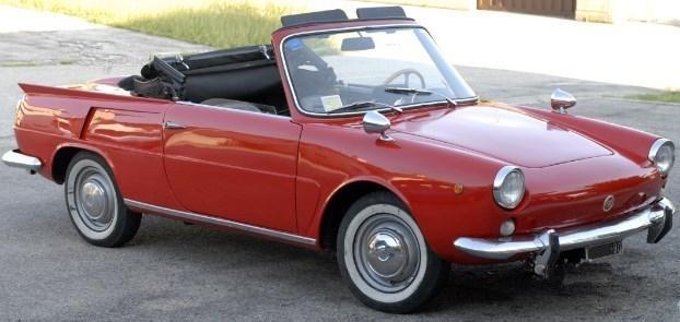 Fiat – 600 Capri