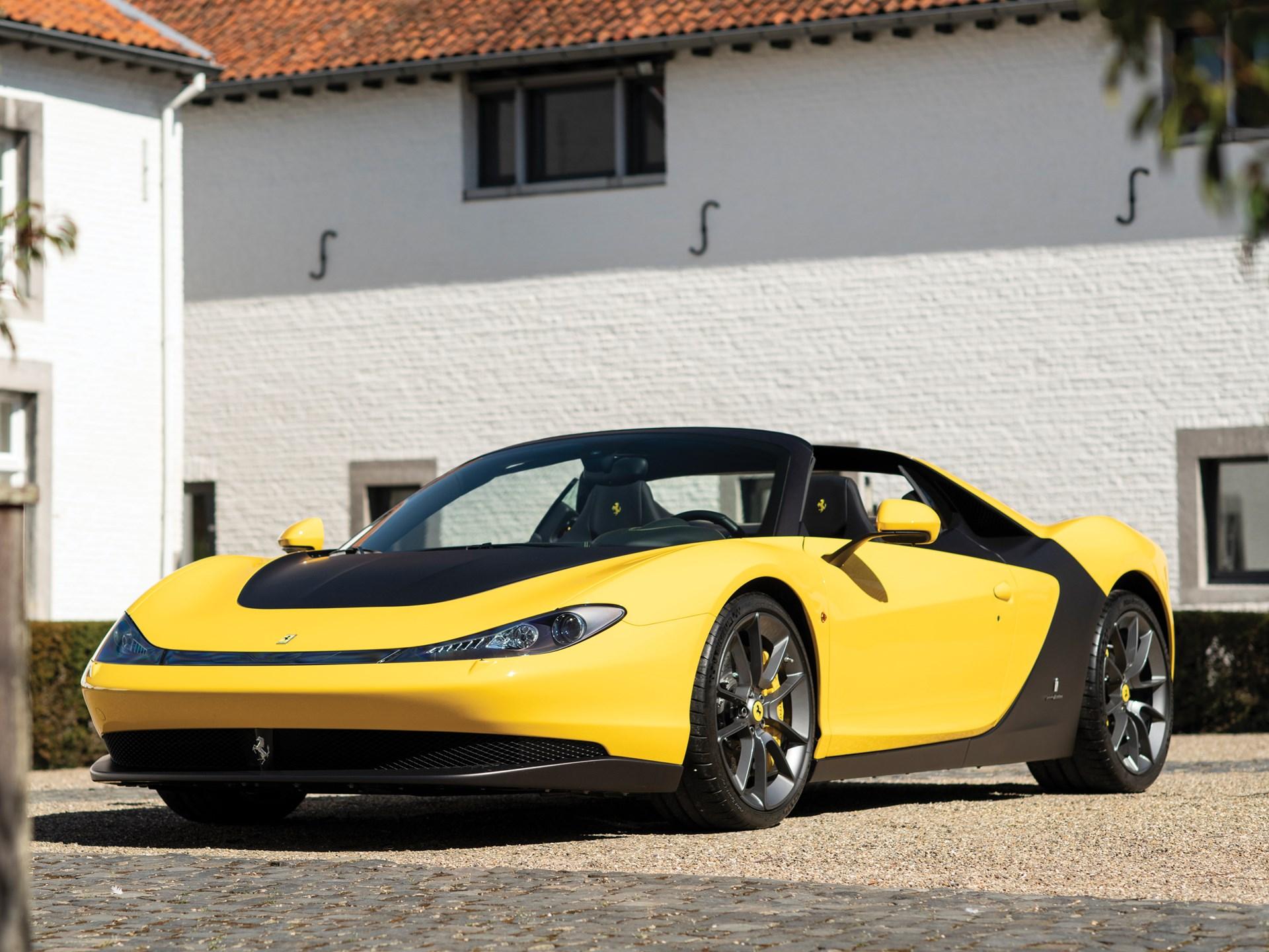 Ferrari – Sergio