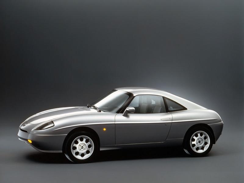 Fiat – Barchetta Coupé