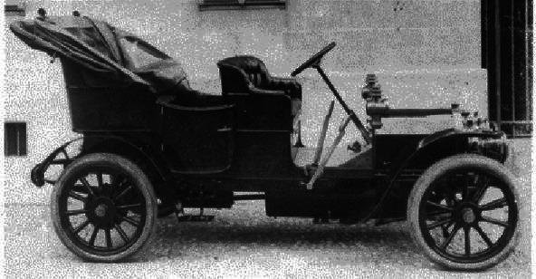 Fiat – Tipo 1 Double Phaeton Solaro