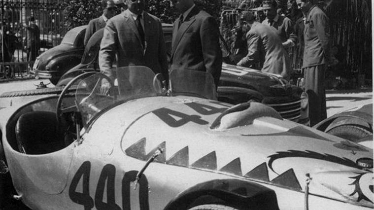 "Ferrari – 212 Export ""Carretto Siciliano"" full"