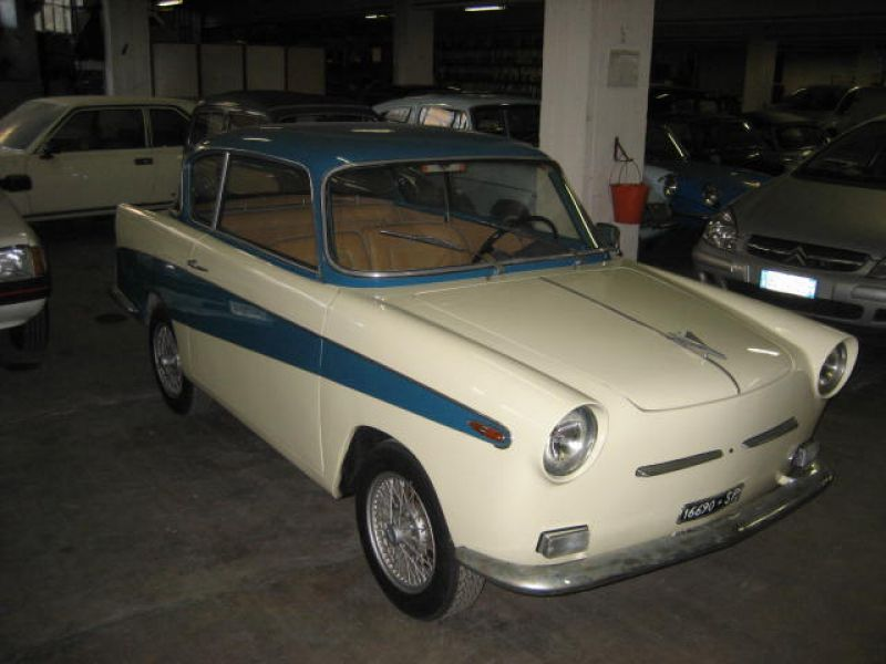 Fiat – 600 Berlinetta Monterosa