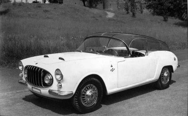 Fiat – 1100 TV Stella Filante