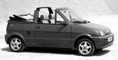 Fiat – Cinquecento Birba