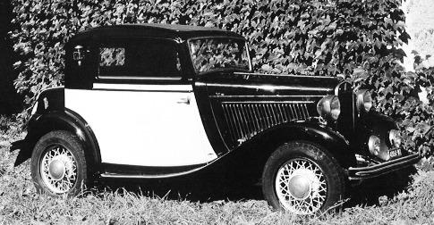 Fiat – Balilla Royal Coupé