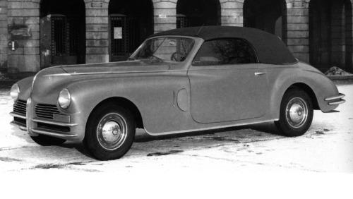 Fiat – 1500 D Cabriolet Superleggera