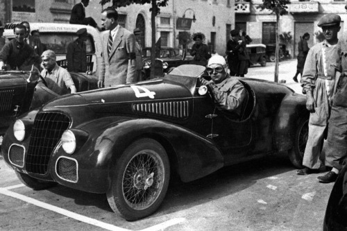 Stanguellini – 508 C MM Spyder Superleggera
