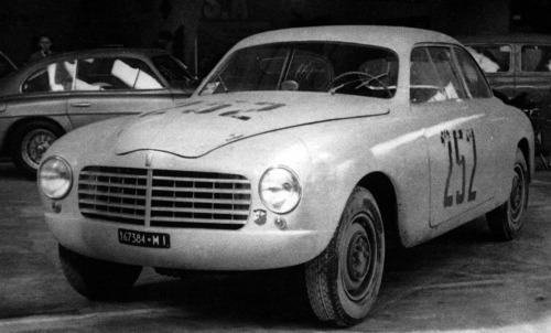 Fiat – 1400 Berlinetta Speciale