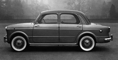 Fiat – 1100/103 E Touring