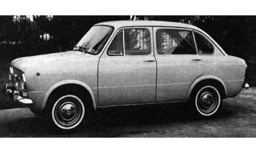 Fiat – 850 Lucciola