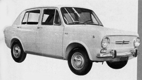 Fiat – 850 Mantelli
